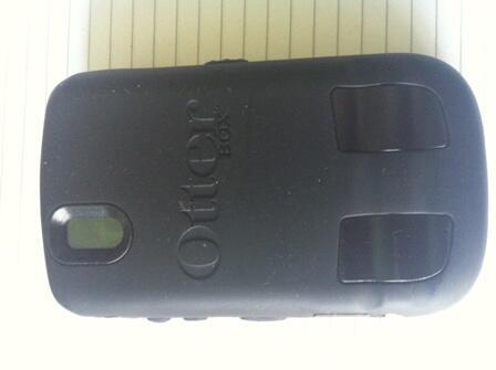 DIJUAL Otterbox defender BB 9650 aka essex dan case full protection 9650 [2nd]