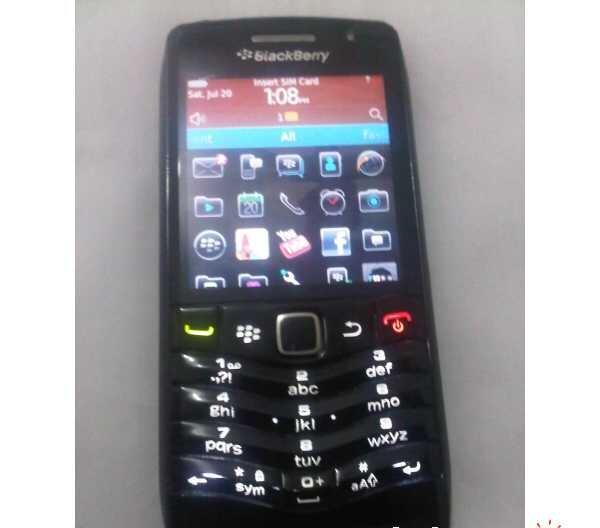 Jual Blackberry Pearl 9105 Second Murah Meriah