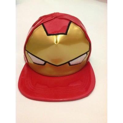 Topi Iron Man