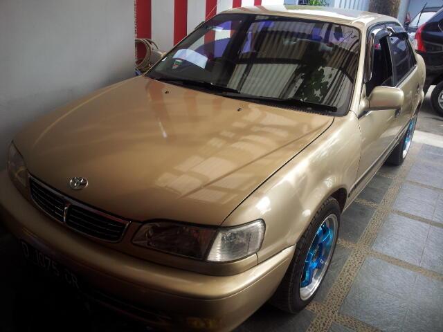 Wts Toyota Corolla allnew 1999 mulus bandung
