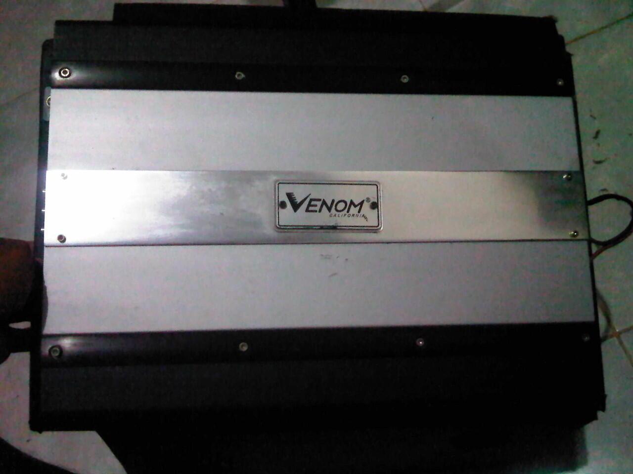 Di jual power venom v-4100 yogyakarta
