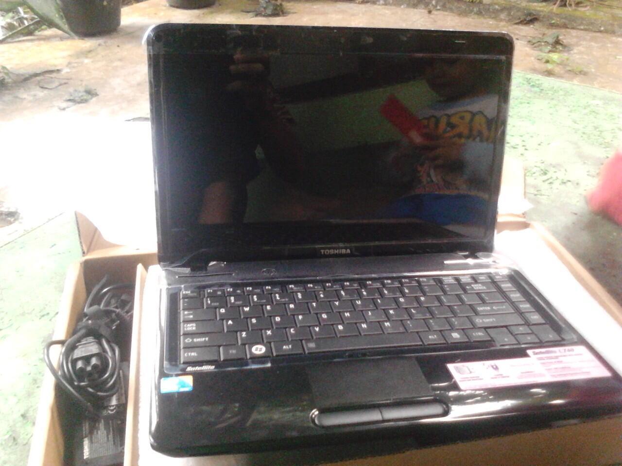 Laptop TOSHIBA L470 Baru Harga SEKEN OBRAL!!! BOGOR