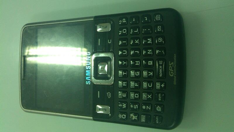 WTS Samsung GT C6625 Valencia Lengkap..Solo