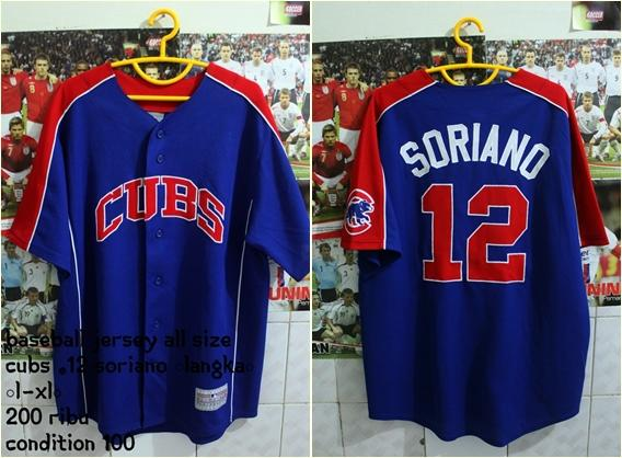 45ece8048 Terjual (BU) Menjual Jersey Harga MURAH!!! + Baseball Jersey LANGKA ...