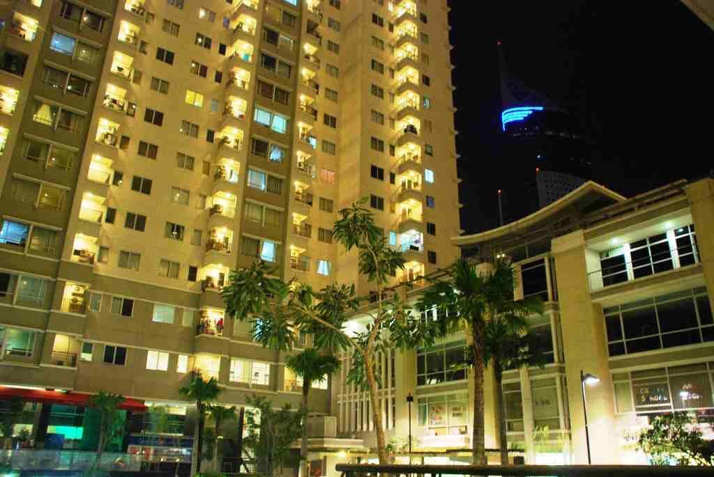 Dicari - Beli Apartemen di Apartemen Sudirman Park 3 Kamar langsung dari Pemilik