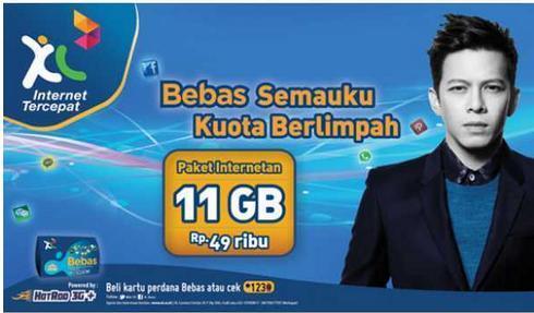 Kartu Internet XL Super Ngebut 12 GB aktif sampai 28 Agustus 2013