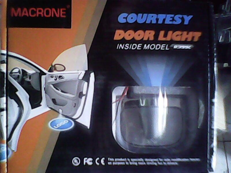 Door Light Logo Mobil