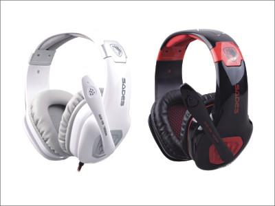 [ZENAUDIO] READY STOCK Sades Gaming Headset 701,707,708,901,902,903,905,906,907