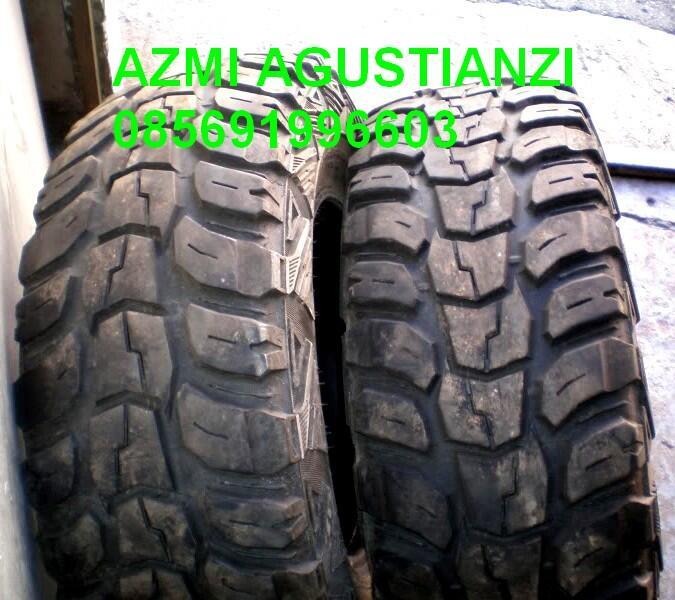 Ban Kumho MT KL71 265/70/Ring 17 (4buah)