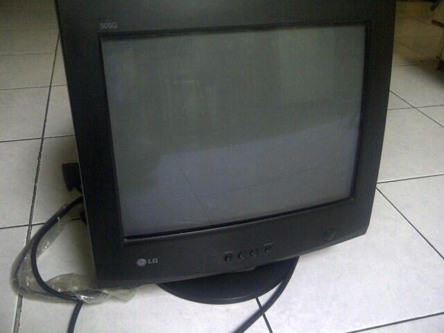 Monitor LG 505G 15 inch
