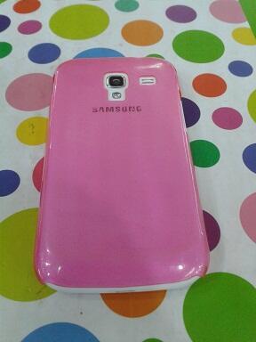 Samsung Galaxy Ace 2 I8160 white Baru 1 bulan pakai = 1.8 jt aj mau gan ?