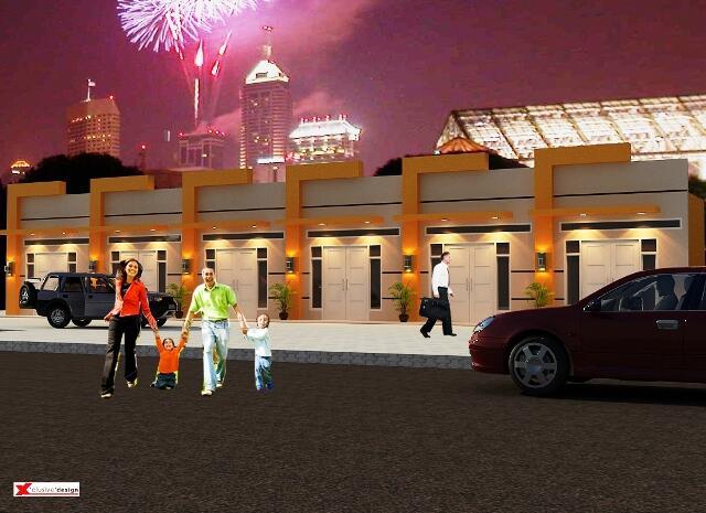 Tirtosari Town House Siap Huni Rumah Medan