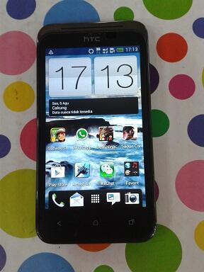 HTC Desire VC mulus + Lengkap = 1.8 jt mau gan?