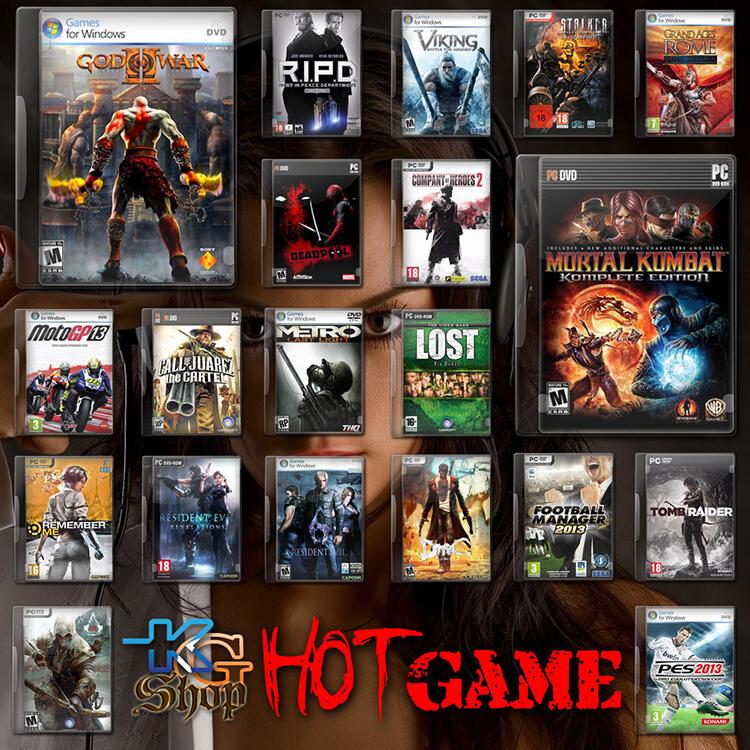 CD/DVD GAME PC TERMURAH DAN BANYAK BONUS