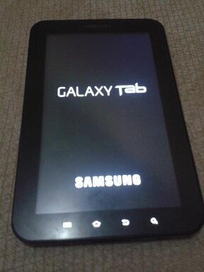Samsung P1000 Galaxy Tab Mulus + Lengkap = 1.800.000 Mau gan?