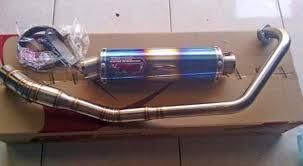 [WTB] Leher Knalpot R9 Original type New Mugello for New Vixion Lighting (NVL)