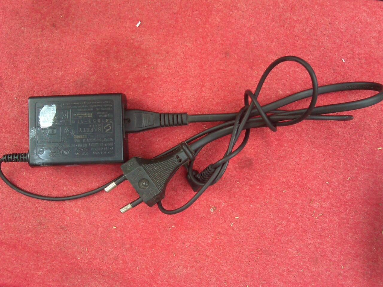 Adaptor SONY PSP=380 5V 1500mA ORIGINAL bekas solo murah