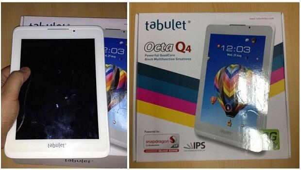 Tabulet Octa Q4 Quad Core 3G Layar 8 Inch,murah
