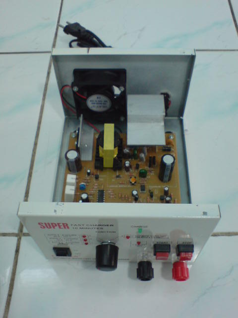 Jual charger aki mobil (Automatic Super Fast)