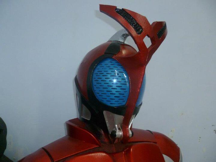 menerima pemesanan kostum cosplay kusus berarmor