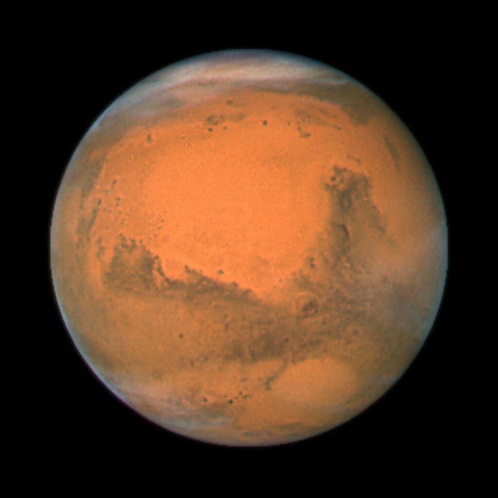 Siapa Berani Habiskan Sisa Hidup Di Planet Mars,,,,?
