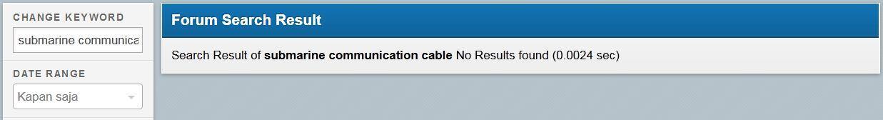 Agan Tau Jaringan Internet Dunia Terhubung Dengan Apa?? KABEL LAUT atau SATELIT Gan??