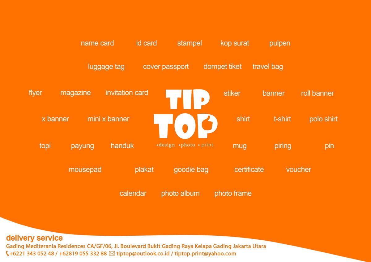 TipTop - Jasa Design Photo Print
