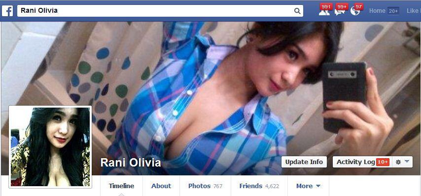 Jual Akun Facebook Cewek, Frenlist 49xx Murah