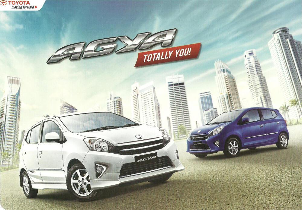Toyota agya fix launching 9 sept hrga dibawah 120 jutaan. Pesan sekarang juga!!!