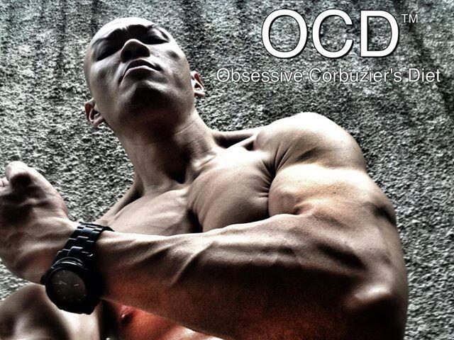 """OCD """"OBSESSIVE CORBUZIER'S DIET"""" (Update v2.0)"""
