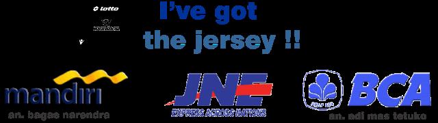 Edge Jersey █ Ready Stock Grade Ori █ Harga Mahasiswa Gan!