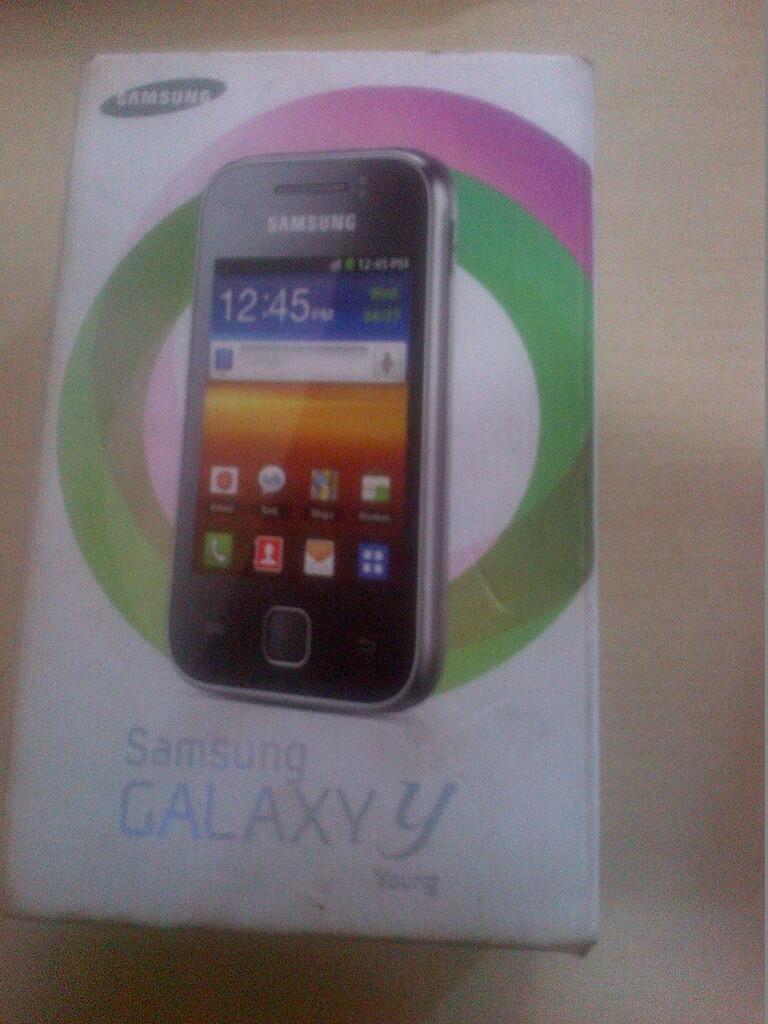 Jual Samsung Galaxy Y