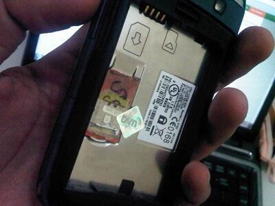 JUAL/TT/BARTER BB ONYX 9700 COD SOLO JOGJA MURAH