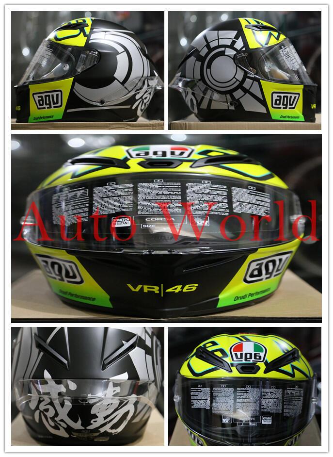 JUAL: New Helm ARAI , AGV (K3,CORSA,PISTA) LAST STOCK !!