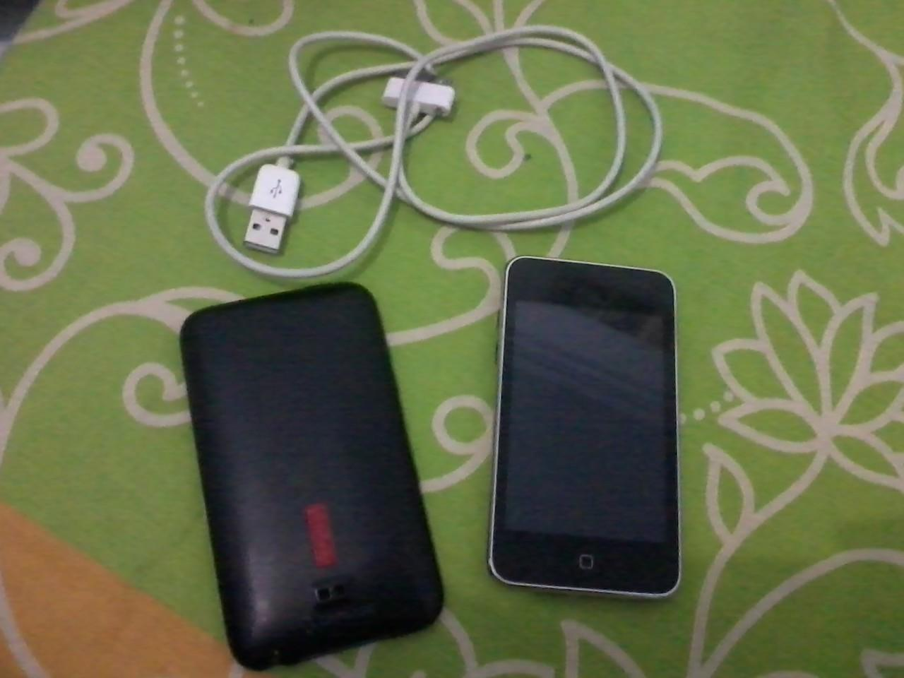 JUAL Ipod Touch (Itouch) 2gen 8gb (SEMARANG)