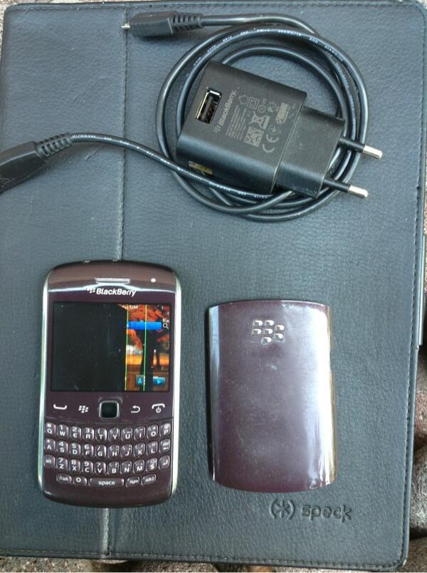 wts..blackberry 9360 apollo apa adanya aja gan..murah..