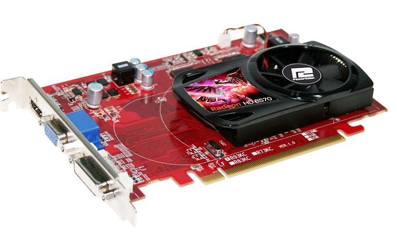 Jual VGA ATI Radeon HD 6570 2GB