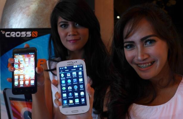 android HP gadget smartphone murah baru segel garansi Dual Core 3 G Dual Sim bonus