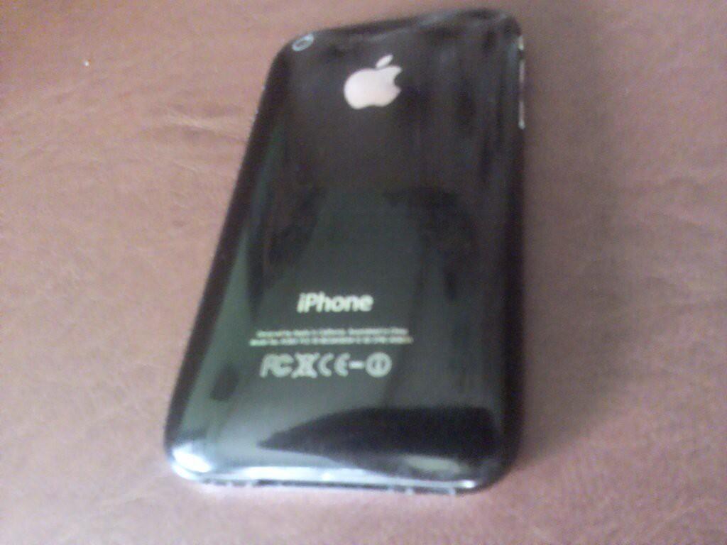 jual iphone 3GS black 8gb murah
