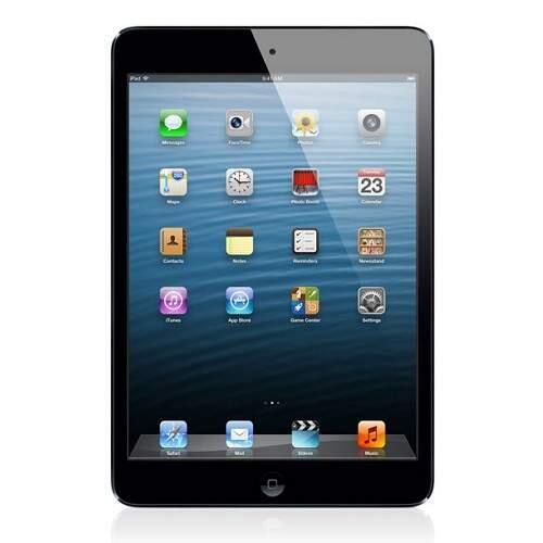 iPad Mini WiFi + Cellular 16GB - Black