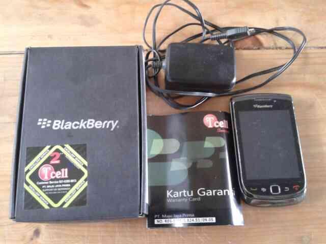 jual / wts BB Blackberry Torch 1