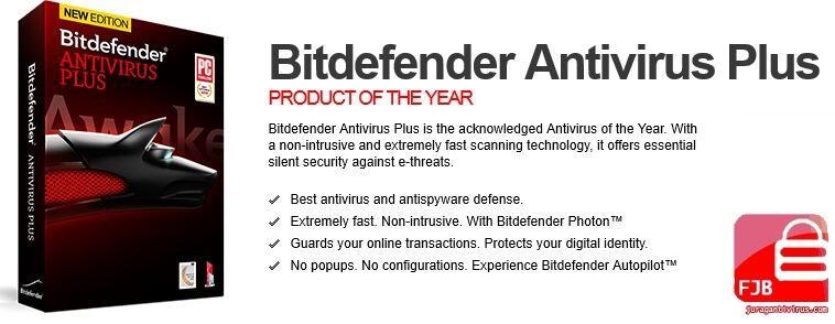 Original Bitdefender Product - Antivirus, Inet Sec, Total Sec - Garansi Resmi -