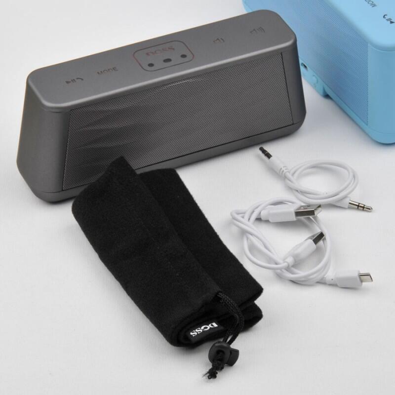 DOSS DS-1155 Motion Sensor Bluetooth Portable Speaker H