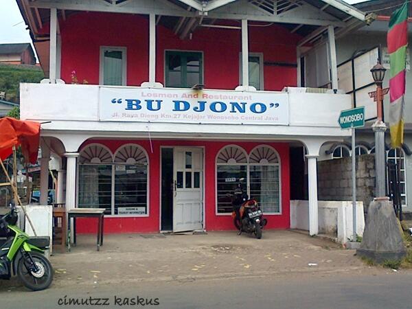 Losmen Bu Djono