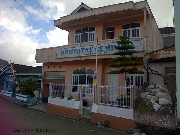 Cempaka Homestay