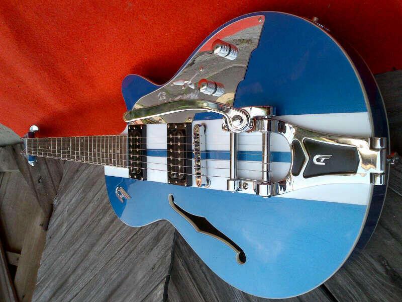 gitar dan bass custom