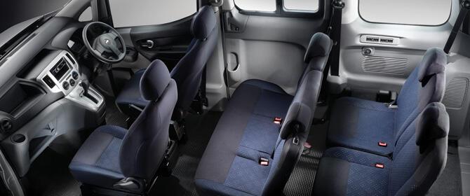 Nissan Evalia TDP 20JT an