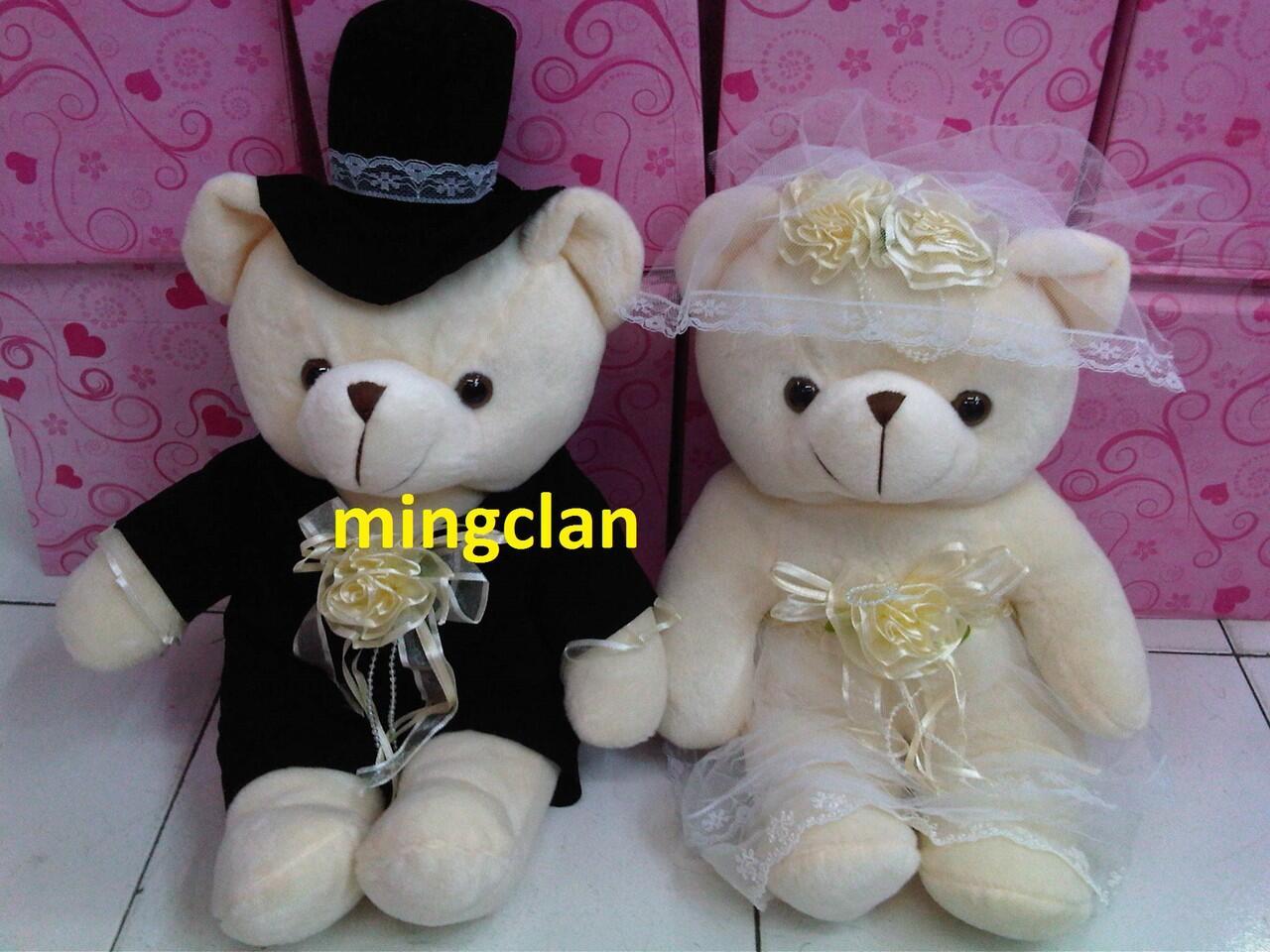 Terjual Jual Boneka - Boneka Wedding  81ad3b22a0