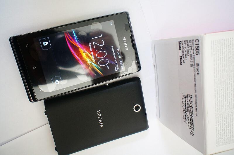 Jual Sony Xperia E & Xperia GO & Xperia ION LT28h & Xperia J ST26i