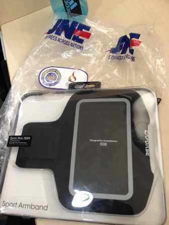 ★★ JUAL SPORT ARMBAND CAPDASE Zonic 155B ORIGINAL SAMSUNG RUNNING RUN Note / S3 / S4